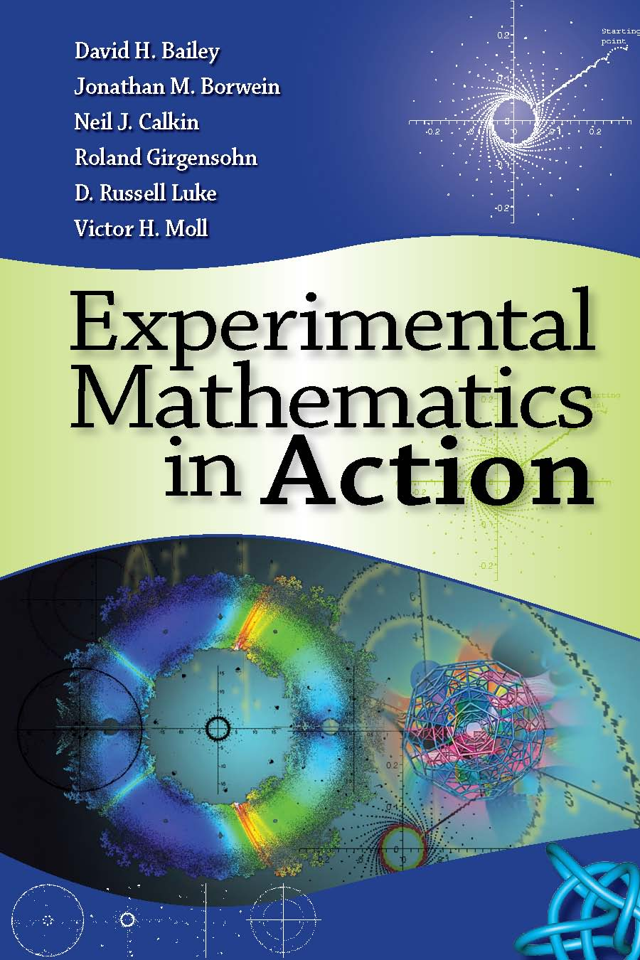 books on experimental mathematics